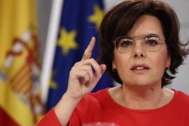 El Gobierno, sobre el comunicado de ETA: es consecuencia de la fortaleza del Estado de derecho