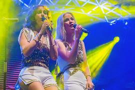 Dancing Queen reactiva la 'fiebre del sábado noche' en el Auditórium de Palma