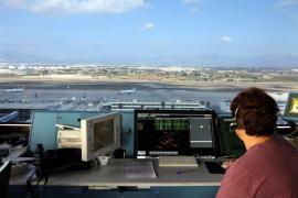 La huelga de controladores aéreos de Barcelona afectará a Baleares