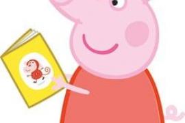 Conoce a Peppa Pig en Abacus Palma