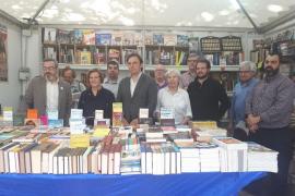 La Feria del Libro Antiguo y de Ocasión abre sus puertas en La Misericòrdia
