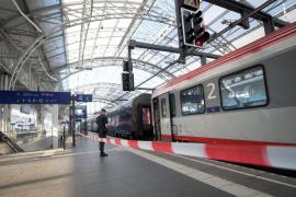 Al menos 54 personas resultan heridas tras chocar dos trenes en una estación de Salzburgo