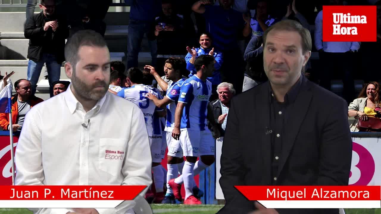 Juan P. Martínez: «Si el ATB gana en Llagostera sus opciones de permanencia se disparan»
