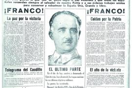 portada de La Última Hora en 1939