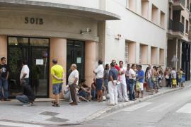 Balears, la comunidad donde más sube el paro en septiembre y alcanza los 76.067 desempleados