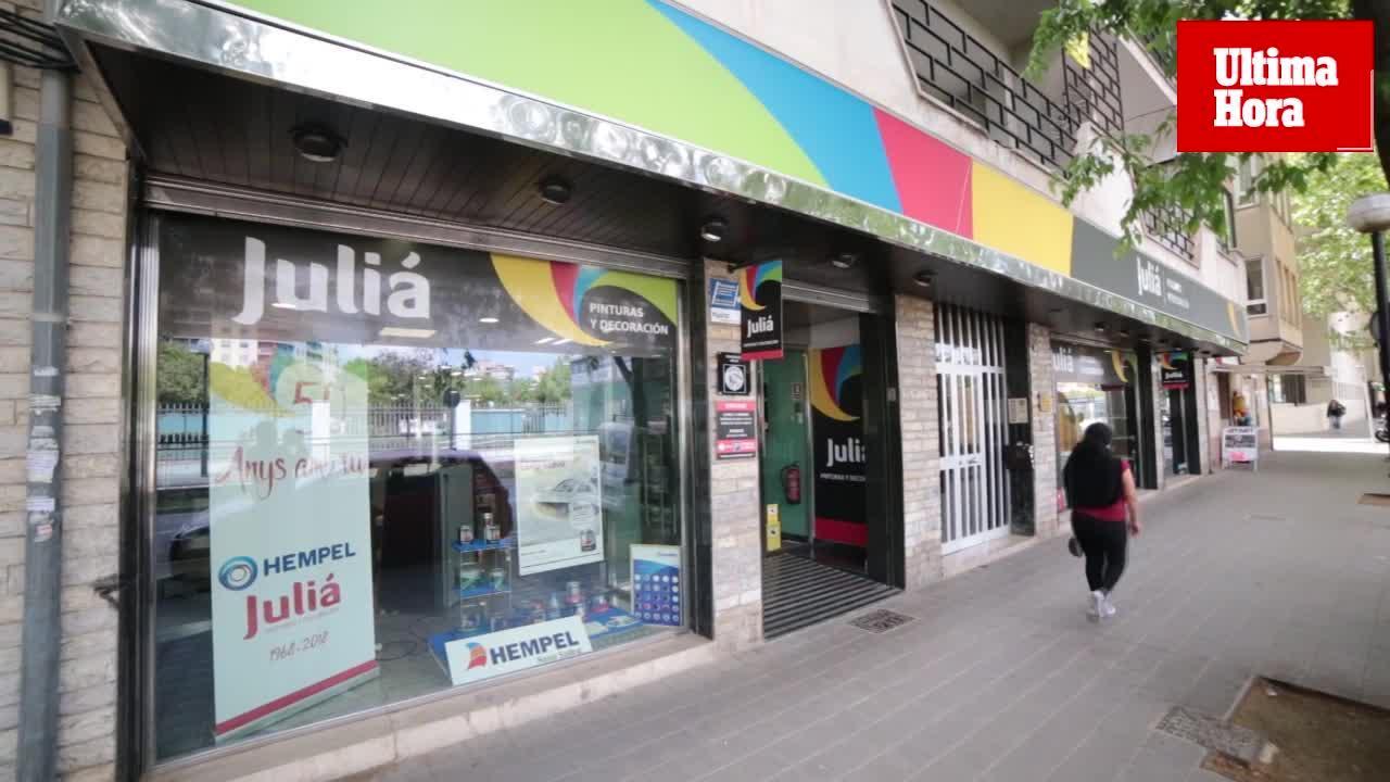 Juliá Pintura y Decoración: «Buscamos la especialización para ofrecer algo diferente»