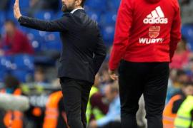 El Espanyol destituye a Quique Sánchez Flores
