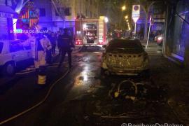 80 personas desalojadas en Palma por un incendio de madrugada