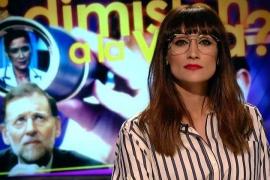 El `zasca` de Ana Morgade por el titular de una entrevista