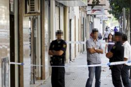 Investigan un robo en una agencia de viajes de la calle Marqués de la Fontsanta, en Palma