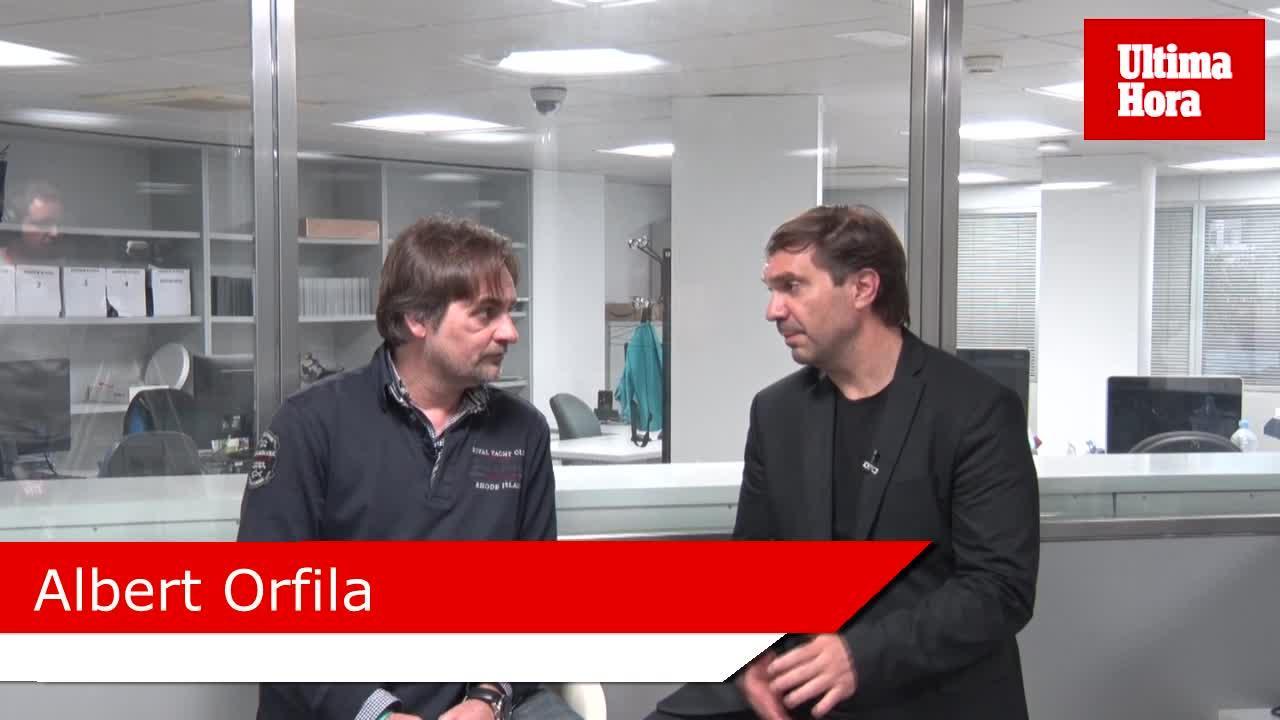 Albert Orfila: «El Mallorca recupera sensaciones y Abdón la fe en el gol»