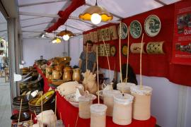 Feria de Mercaderes, en la III Fira de Llucmajor