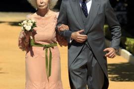 La duquesa de Alba contrae matrimonio con Alfonso Díez