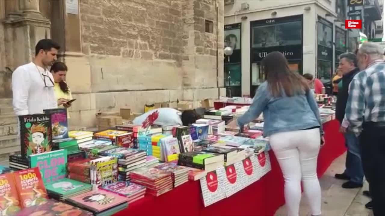 Día del Libro 2018: Sant Jordi abre un universo de historias a los más jóvenes
