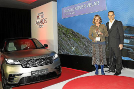 El Range Rover Velar suma otro galardón