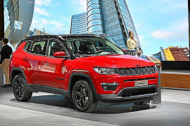 Jeep lanza dos ediciones especiales del Compass