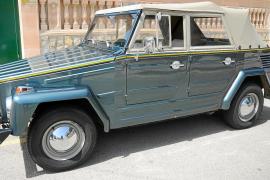 Volkswaguen 181 Kübel, un coche para conquistar el desierto