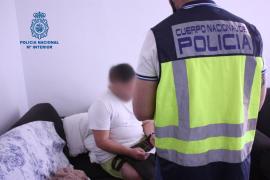 Tres detenidos por obligar a una mujer a prostituirse en Palma