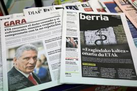 ETA organiza el 4 de mayo en Francia una cumbre para escenificar su disolución