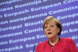 Merkel apoya una recapitalización del sector  bancario europeo