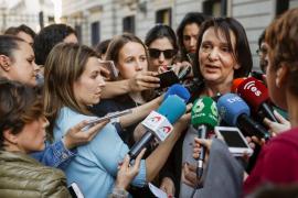 Carolina Bescansa: «Ni se me pasa por la cabeza dejar el escaño. Es un disparate»