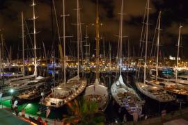 La edición del Palma Boat Show de este año acogerá 300 embarcaciones en el mar