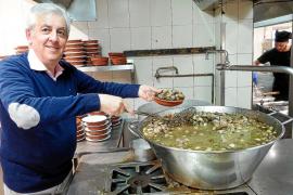 El Cruce prepara más 4.000 kilos de caracoles para Sant Marc