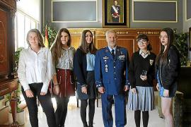 Entrega de los premios del concurso 'Carta a un militar español'