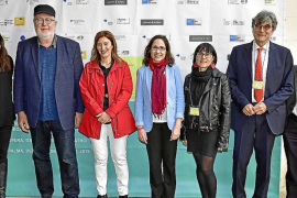 Entrega de premios del Mallorca Arts on Screen