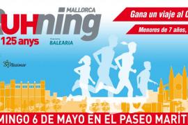 Mallorca RUHNING, la carrera solidaria del 125 aniversario de Ultima Hora