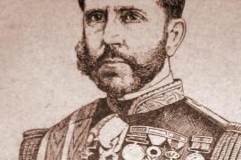 El general Valeriano Weyler