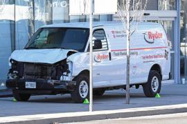 Alek Minassian, imputado por 10 cargos de asesinato premeditado por el atropello de Toronto