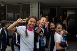 El Conservatori Professional de Música i Dansa abre sus puertas a los escolares (Fotos: I. Arango)