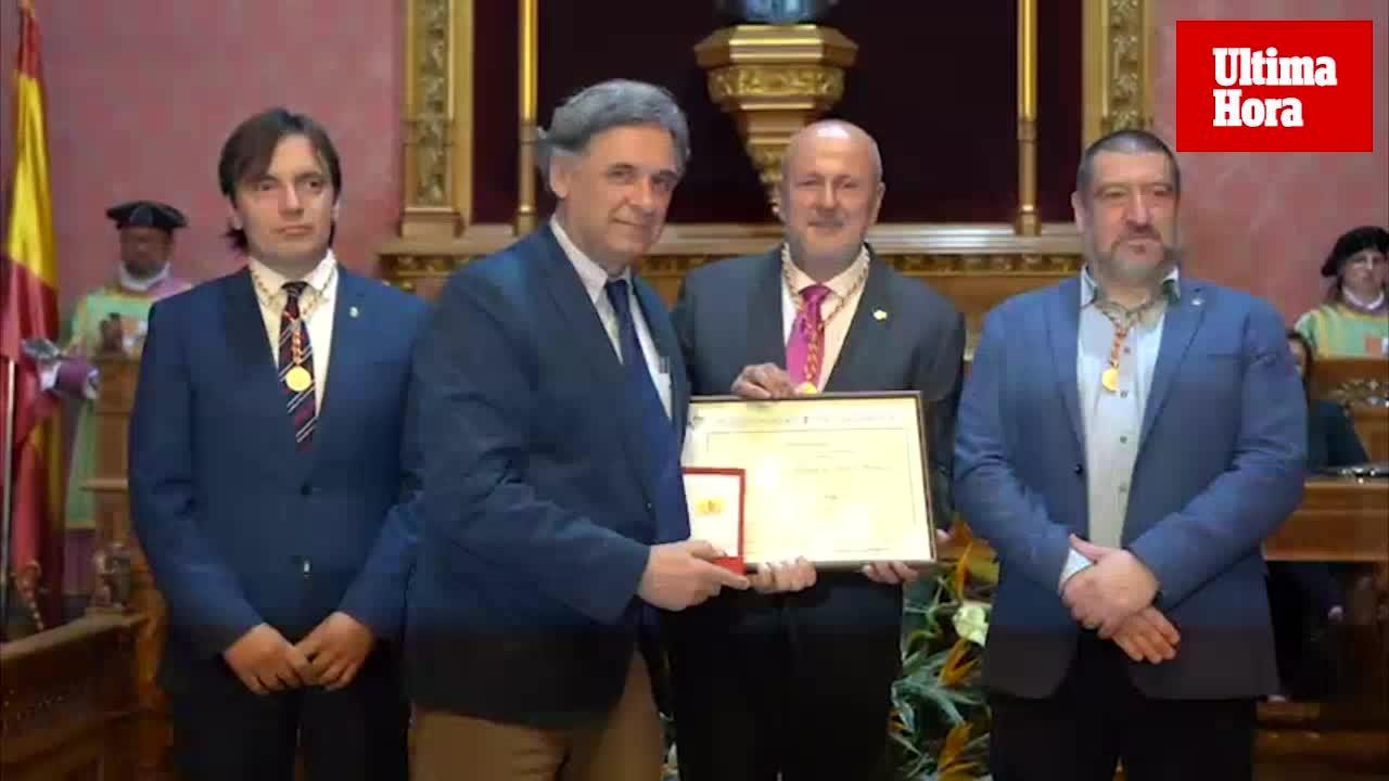 Ultima Hora recibe la Medalla de Oro del Consell de Mallorca por su 125 aniversario