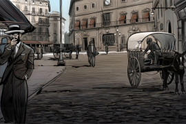 125 aniversario de Ultima Hora. Plaza del Ayuntamiento de Palma.