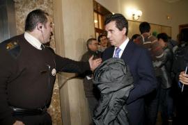 El juez Castro a Matas: «Ni el fiscal ni el Govern  han incriminado a Estaràs»