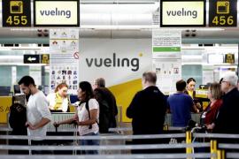 La huelga de Vueling obliga a cancelar 122 vuelos, sin graves incidencias