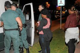 Una juez ordena expulsar de España a una prostituta por robar a un turista en Magaluf