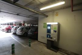 El Parlament pide aparcamientos gratis en Son Espases y Can Misses este año