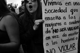 Robles (PSOE) sobre 'La Manada': «Una agresión a una mujer es una agresión a toda la sociedad»