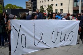 La calle grita «es violación, no es abuso»