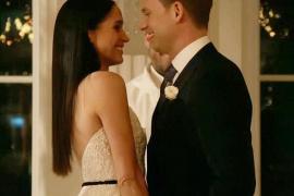 Meghan Markle se casa con su amor Mike Ross a un mes de la boda real con el príncipe Enrique