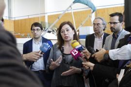 Armengol: «Mi apoyo total y absoluto a la víctima ante una decisión difícil de asumir»