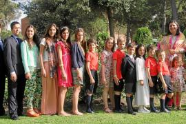 Rosa Pich, 53 años y 18 hijos