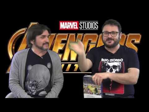 'Infinity War', la cinta definitiva de superhéroes