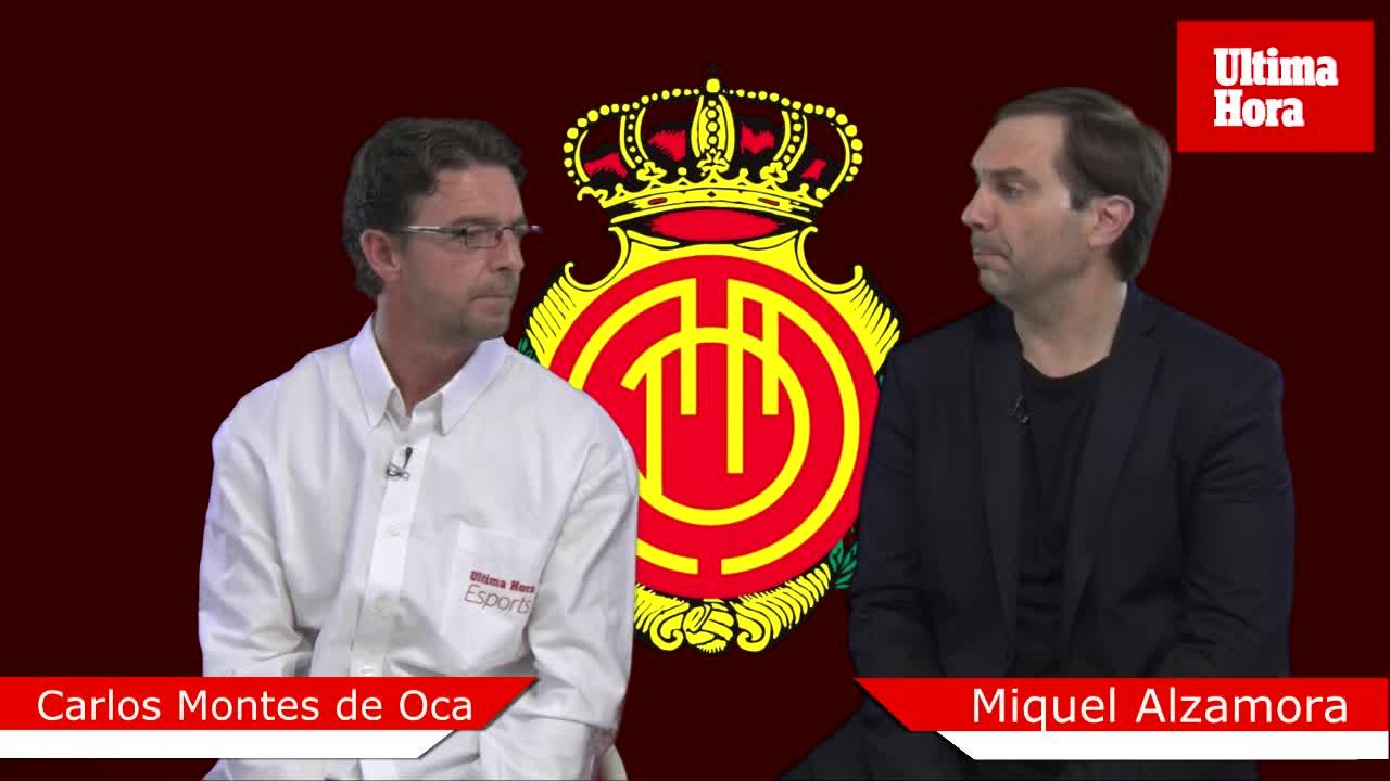 Carlos Montes de Oca: «El Mallorca busca la primera 'guinda' de la temporada»