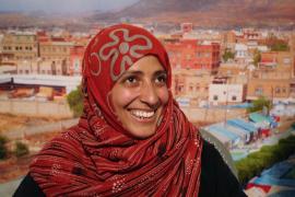 Tres activistas de los derechos de la mujer ganan el Nobel de la Paz