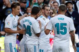 El Real Madrid se reencuentra con el triunfo en el Santiago Bernabéu