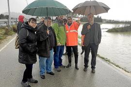 Més reclama al Estado los 6,2 millones del temporal