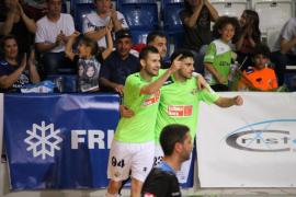 El Palma Futsal vence al Plástico Romero Cartagena y certifica la sexta plaza
